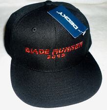 Authentic Exclusive Harrison Ford BLADE RUNNER 2049 Movie Black Cap Baseball Hat