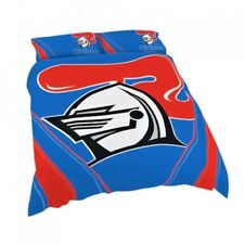 NRL Official Quilt Cover Set, Double, NEWCASTLE KNIGHTS,,