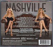 +4 BONUS TRACKS--  Music of NASHVILLE Season 1, Vol. 1 CAST Soundtrack DELUXE CD