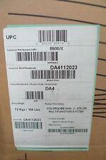 Xerox ColorQube 8900X Color Solid ink   Fax / copier / printer.DA4112023