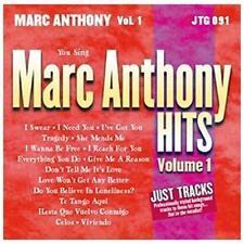 Sing The Hits Of Marc Anthony Vol.1 (Kar CD