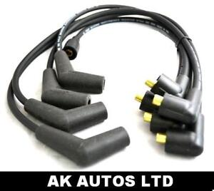 For ROVER 214 S 8v HT IGNITION LEAD SET NEW 1990 - 1992