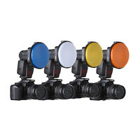 Flash Adapter Kit Accessory K9 Color Covers for Canon Nikon Yongnuo Godox