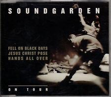 SOUNDGARDEN on tour CD single PROMO RARE 3 tracks