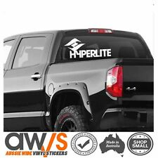 HYPERLITE STICKER DECAL LARGE For Wakeboarding Jetski Boat Board Ski Wake