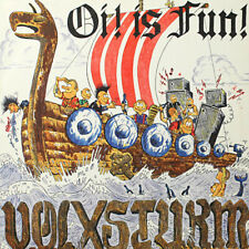 Volxsturm - Oi! is fun CD  / Easter Sale - Punk, Oi!, HC