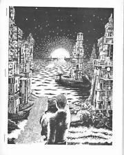 NIEKAS #23 - Sci-Fi fanzine, Lloyd Alexander interview, Tolkien publisher letter