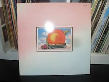 "THE ALLMAN BROTHERS BAND "" EAT A PEACH "" 2LP MADE IN FRANCE 1972 EX CAPRICORN!!"