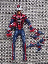 Marvel Legends Carnage action figure Absorbing Man BAF Ben Reilly Spiderman
