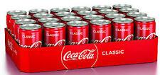 Coca Cola Classic 72 Dosen a, 0,33 l Deutsches Erzeugnis inclusive 18,00€ Pfand