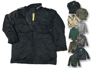 CI Feldjacke M65 US Army Jacke Parka Herrenjacke Outdoor S-3XL
