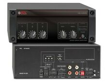 RDL HD-MA35 4/8 Ohm Outputs/35 Watt Mixer Amplifier