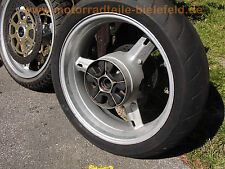 SUZUKI GSXR 600 750 1000 k0 k1 k2 k3 Rear Wheel Roue Arrière RUOTA POSTERIORE J 17x5.50