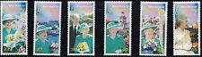 Guernsey SC769-774 50th Anniversary Reign Of Elizabeth II MNH 2002