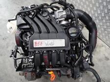 Motor VW Golf Passat Caddy Touran Jetta Seat Audi A3 Skoda 1.6 86.000 km BSE