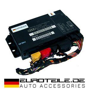 ✅ ✅ Komfortsteuergerät 8E0959433AF AUDI A4 + STECKER ✅ 2 Jahre Garantie ✅✅