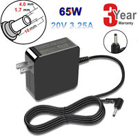 65W AC Adapter Adapter for Lenovo IdeaPad 330 330s 530s S530 Flex 6-14 Laptop