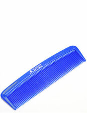 The Bluebeards Revenge Mens Blue Mo Tash Moustache & Beard Styling Comb