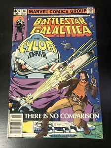 Battlestar Galactica (Marvel) June #16 Marvel | Free shipping