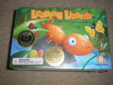New Factory Sealed Leaping Lizards Game The Colorful Game of Racing Reptiles