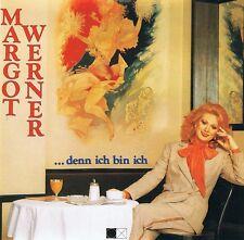 Margot Werner - Denn ich bin ich CD NEU
