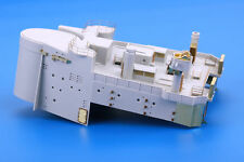 Eduard PE 53197 1/200 HMS Hood Pt. 7 Main Top Details Trumpeter