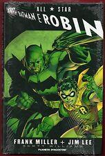 BATMAN E ROBIN (Frank Miller/Jim Lee) - CARTONATO PLANETA DeAGOSTINI - SIGILLATO