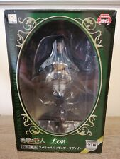 More details for attack on titan levi figure furyu authentic