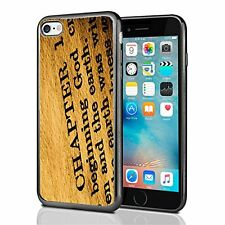 Religious Holy Bible In The Beginning For Iphone 7 & Iphone 8 Case Cover