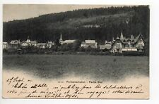 SUISSE SWITZERLAND canton NEUFCHATEL - FONTAINEMELON Partie sud