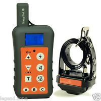 EASYPET 1200M Waterproof Rechargeable Remote Dog No Bark Training Shock Collar