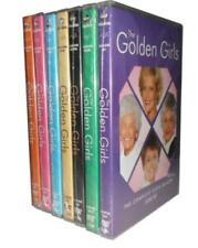 GOLDEN GIRLS Seasons 1-7 Complete Series 1 2 3 4 5 6 7 NEW REGION 2 DVD BOX SET
