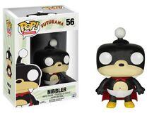 Futurama Figura POP! Television Vinyl Nibbler Mordisquitos 8 cm