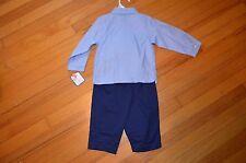 NWT Petit Ami Shirt & Pant Set/Outfit Size 2T Personalize