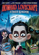Howard Lovecraft  and the Frozen Kingdom (DVD, 2016) LIKE NEW!