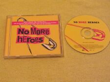 No More Heroes Hits From The Punk Era CD Album Rock ft The Jam Skids Vapors