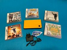 Consola Nintendo DSi XL Handheld 5 Juegos Carcasa Nueva Animal Crossing 007