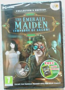 53041 - The Emerald Maiden Symphony Of Dreams [NEW / SEALED] - PC (2014) Windows