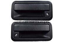 for Chevy GMC Outside Outer Exterior Door Handle Front Left and Right Set
