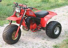 1982 HONDA ATC 250R   (VERY LOW HOUR'S ) ORIGINAL