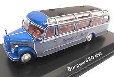 BORGWARD BO 4000 1/72 AUTOBUS ATLAS PREMIUM BUS  DIECAST CLASSIC COACHES