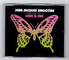 (IB124) Jean Jacques Smoothie, Love & Evil - 2002 DJ CD