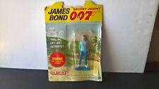 "GILBERT ACTION FIGURE, JAMES BOND, ""DOMINO"" 1965 ORIGINAL PACKAGING"