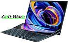 """Anti-Glare Screen Protector 14"""" Asus ZenBook Duo 14 UX481 UX482 NanoEdge Laptop"""