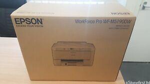 Epson WorkForce Pro WF-M5190DW - MONO Inkjet Printer