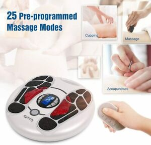 OSITO  Foot Massager TENS Machine Muscle Stimulation Improve Blood Circulation