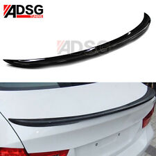 Carbon Fiber P Style Rear Trunk Spoiler Wing For BWM 3 Series E90 325i 335i AU