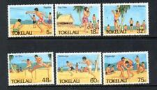 TOKELAU MNH 1987 SG148-153 TOKELAU OLYMPIC SPORTS