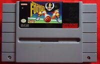 Super Play Action Football - NTSC US - Super Nintendo SNES - SNS-SF-USA