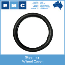 Steering Wheel Cover in Black - RHOX Brand